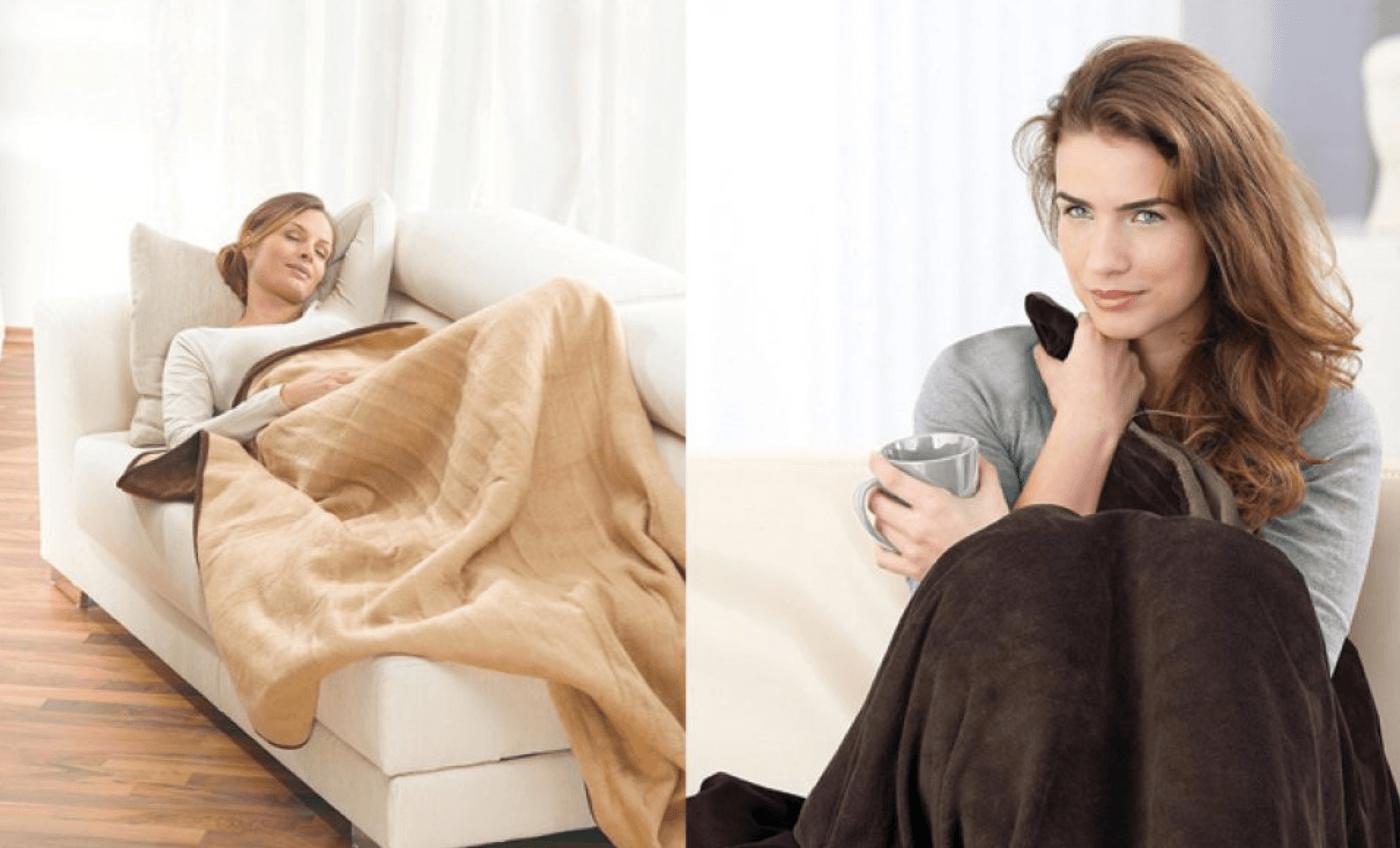 couverture chauffante